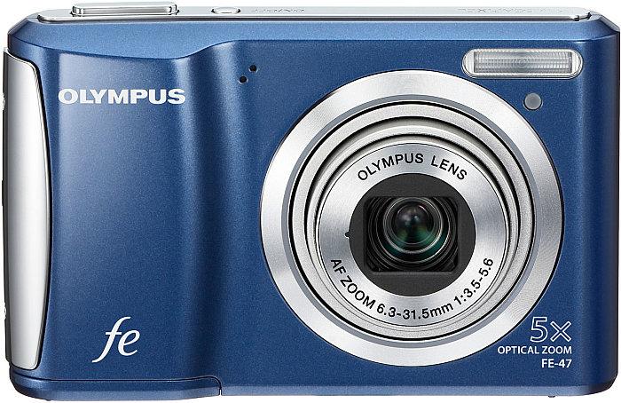 Olympus FE-47 (X-43) Camera