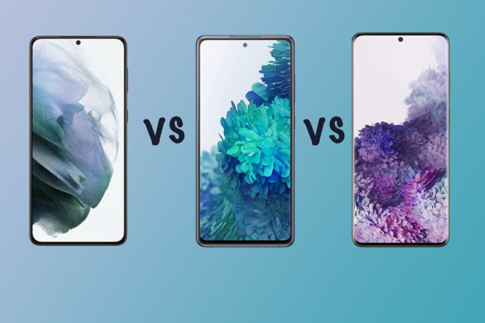 Samsung Galaxy S21+ vs S20 FE vs Galaxy S20+: What's the rumoured difference?