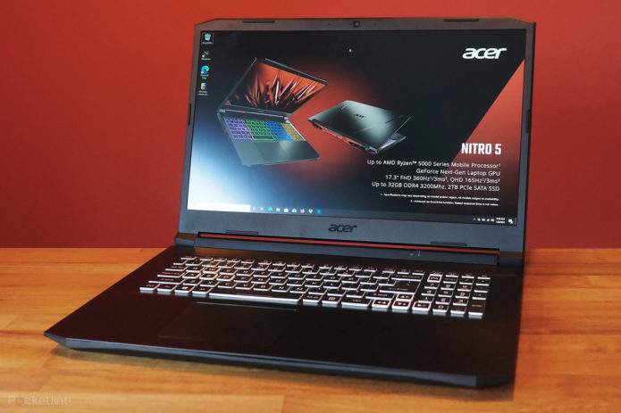 Hands on: Acer Nitro 5 (2021) review