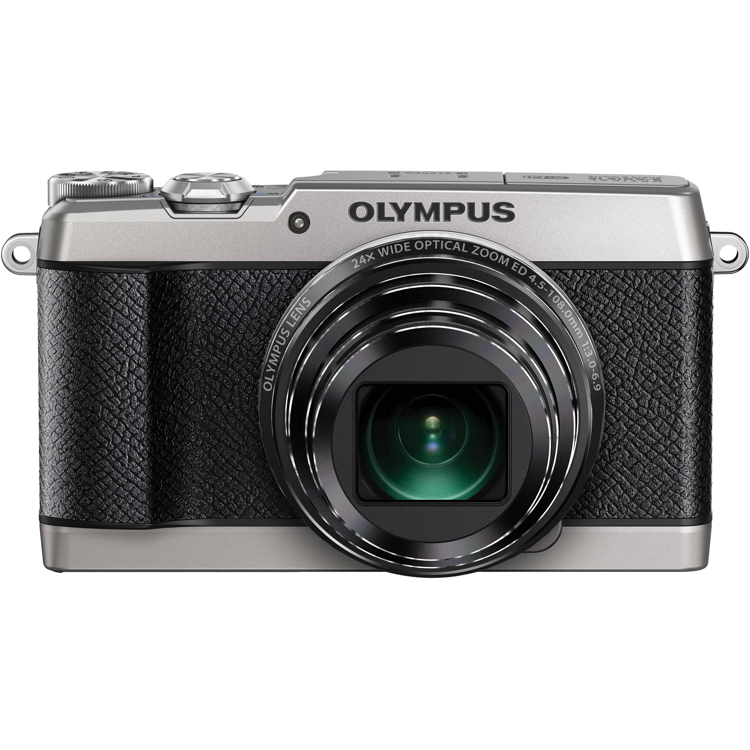 Olympus Stylus SH-2 Camera
