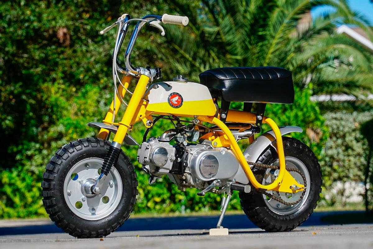 Six Amazing Honda Minis at Mecum's Kissimmee 2021 Auction