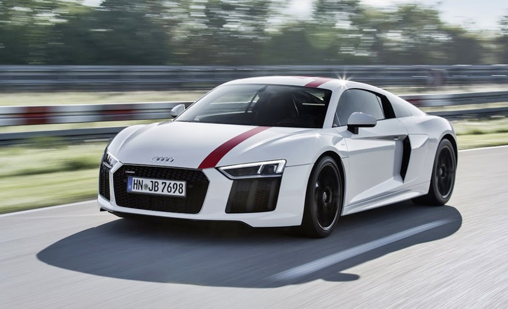 2021 Audi R8 Review