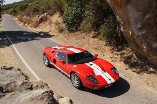 This Ford GT Is Minty Fresh. Enter to Win It and Help Our Favorite Automotive Museum