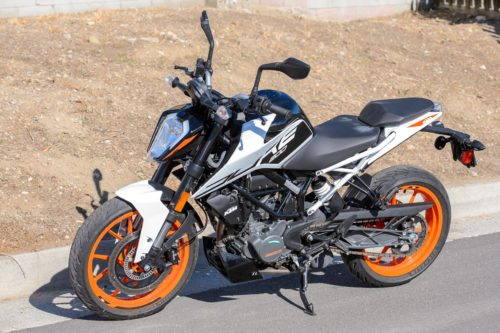 2020 KTM 200 Duke Test: An Expert's View For Sport Riding