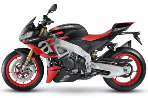 2021 Aprilia Tuono V4 Lineup First Look (8 Fast Facts)