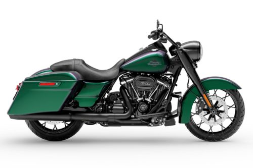 2021 Harley-Davidson Road King Special First Look: Hot Rod Bagger