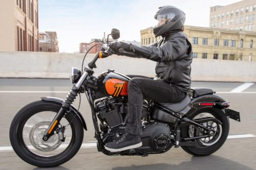 2021 Harley-Davidson Street Bob 114 First Look (6 Fast Facts)