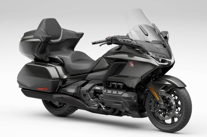2021 Honda Gold Wing Tour Lineup First Look (7 Fast Facts)