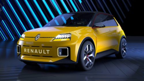 Renault 5 is ushering Nouvelle Vague era and 'Renaulution' of the French brand