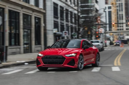 Tested: 2021 Audi RS7 Sportback Gets Caught in a Sibling Rivalry