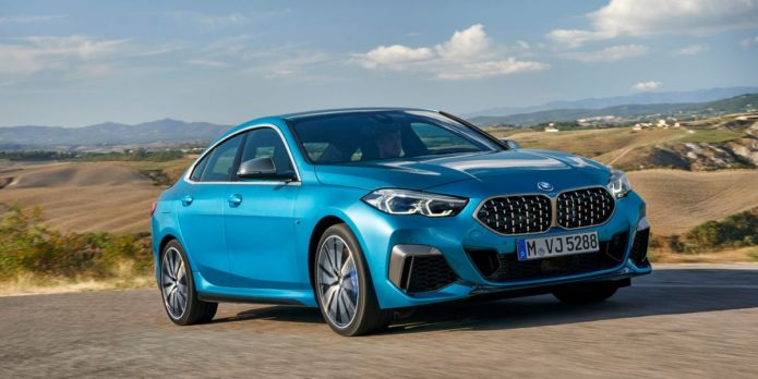 2021 BMW 2 Series Active Tourer Rendering Showcases What's To Come