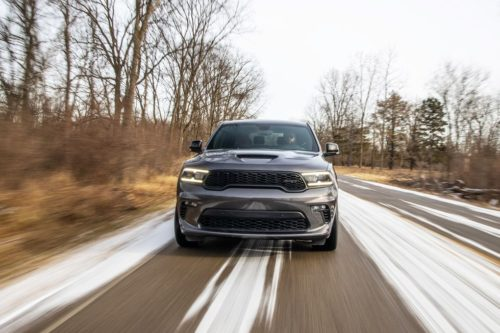 Tested: 2021 Dodge Durango SRT 392 Makes Powerful Sense