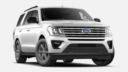 2021 Ford Expedition receives base XL STX trim with only two rows of seats