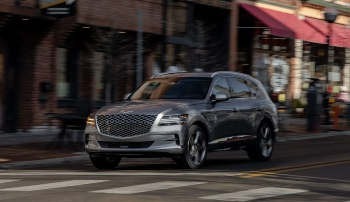 Tested: 2021 Genesis GV80 2.5T Is a Powerful Four in a Fresh SUV Wrapper