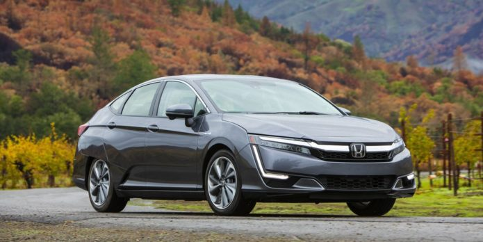 2021 Honda Clarity Review