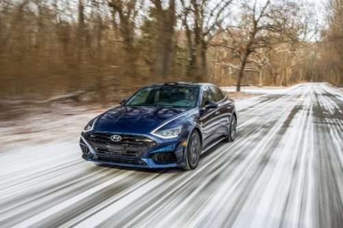 Tested: 2021 Hyundai Sonata N Line Powers Up the Family Sedan