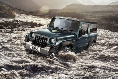 Mahindra to switch focus to just SUVs and EVs