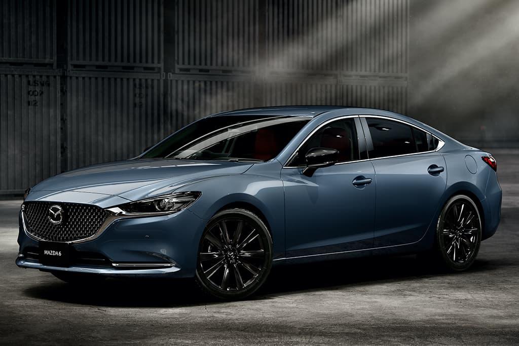 Mazda6 GT SP revealed