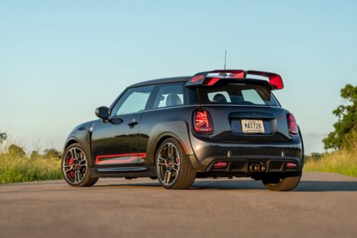 Tested: 2021 Mini John Cooper Works GP Sets a Record
