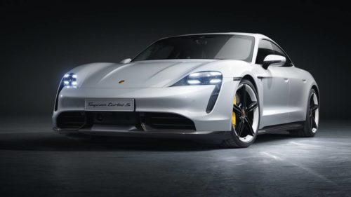 Porsche quietly tweaked its Taycan EV's biggest problem for 2021