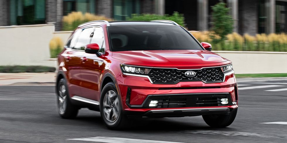 The 2021 Kia Sorento Is Not a Telluride. That's What Makes It Great