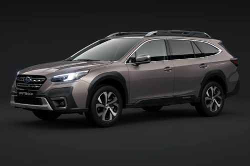 New Subaru Outback more expensive