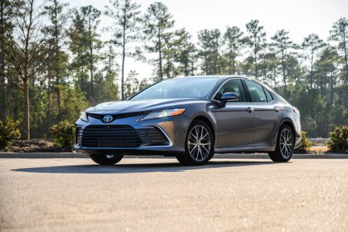 2021 Toyota Camry Goes All-Wheel Drive (Again)