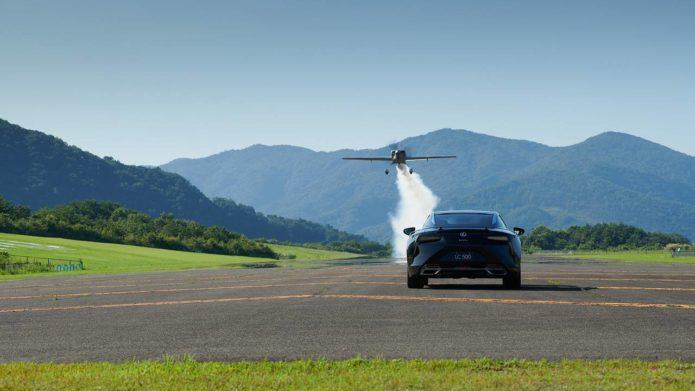 2021 Lexus LC 500 Inspiration Series returns with an all-black ensemble