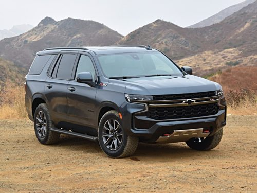 2021 Chevrolet Tahoe RST Review