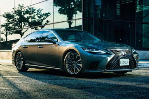 Lexus LS raises the bar