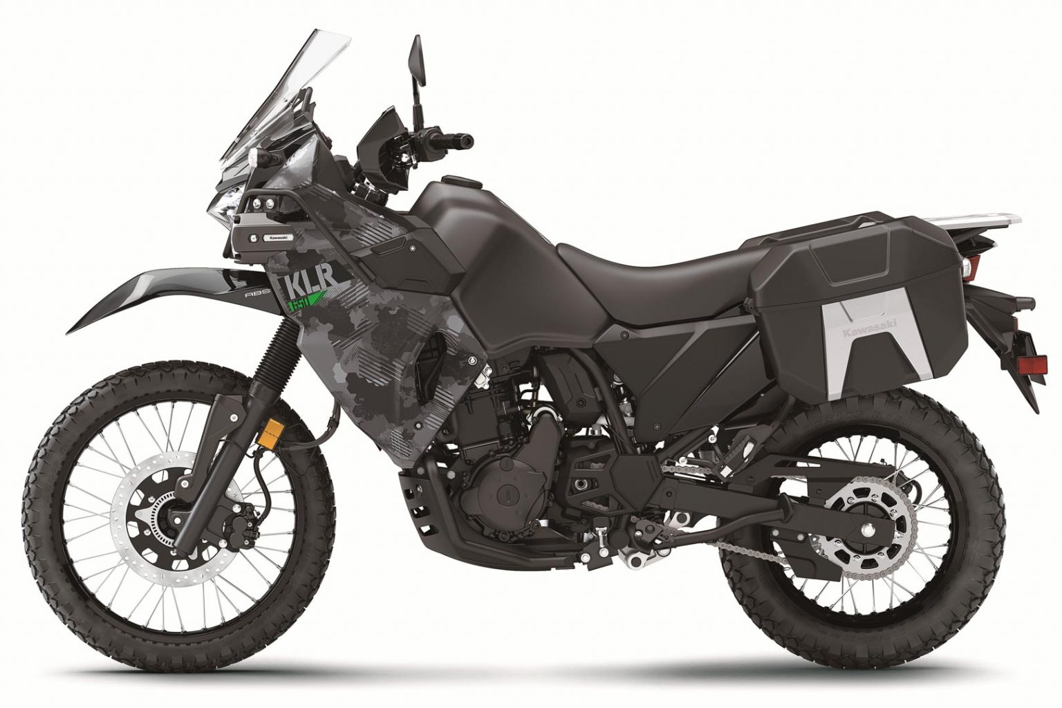 2022 Kawasaki KLR650 First Look (14 Fast Facts)