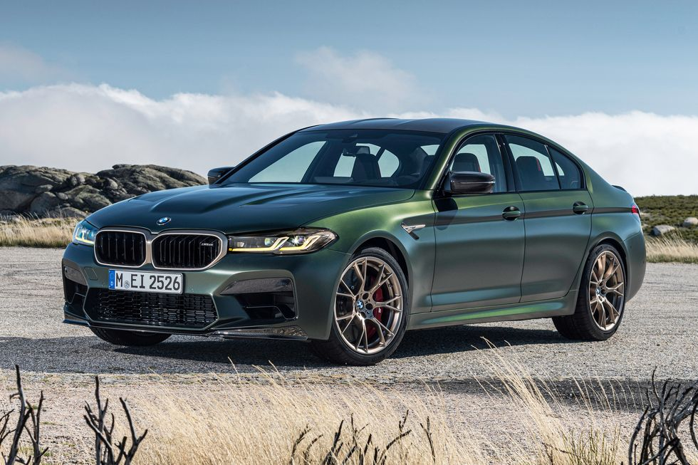 627-HP 2022 BMW M5 CS Will Be the Ultimate M5 (for Now)