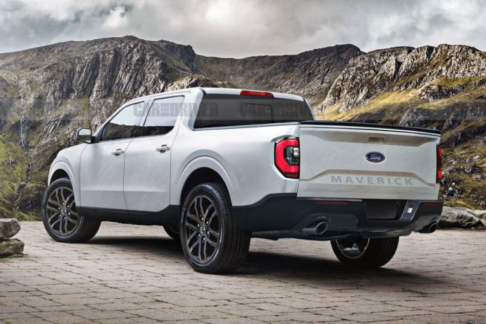 2022 Ford Maverick Could Be a True Compact Truck