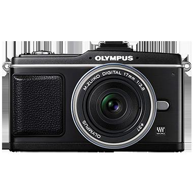 Olympus PEN E-P2 Camera