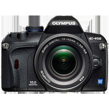 Olympus E-450 Camera