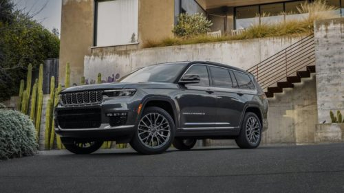 2021 Jeep Grand Cherokee L revealed – Big 3-row SUV gains tech and style