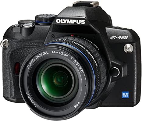 Olympus E-420 Camera