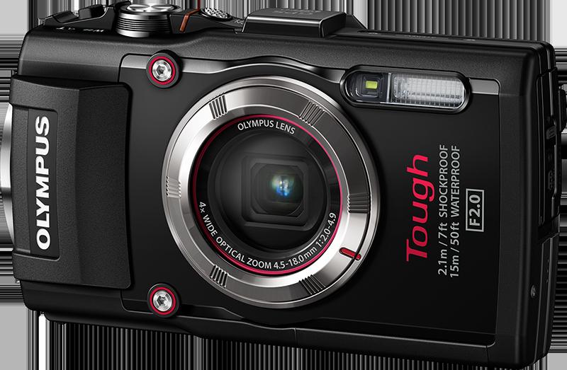 Olympus Stylus Tough TG-3 Camera