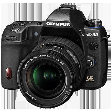 Olympus E-30 Camera