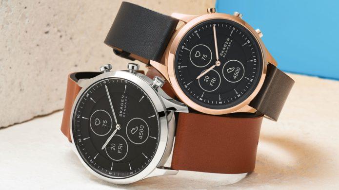 Skagen Jorn Hybrid HR smartwatch lands at CES