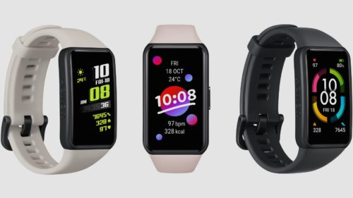 Honor Band 6 goes global – blends fitness tracker and smartwatch form