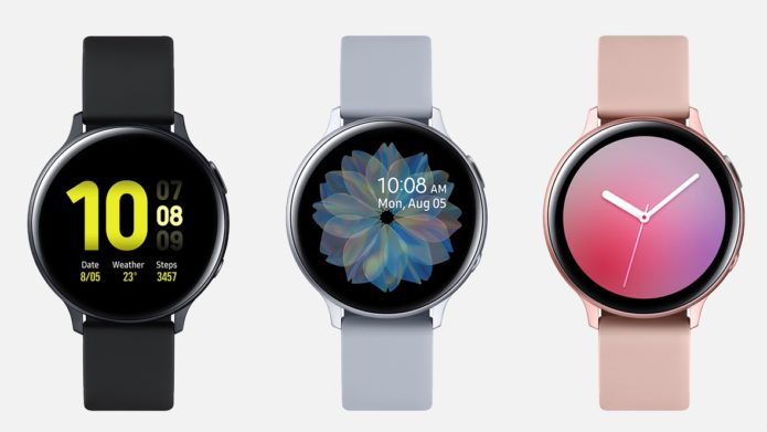 Samsung supercharges Galaxy Watch Active 2 with fitness and health focused update