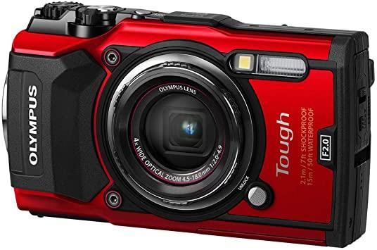 Olympus Tough TG-5 Camera