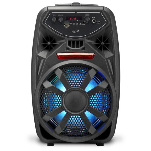 iLive Bluetooth Tailgate Party speaker (model ISB380B) review
