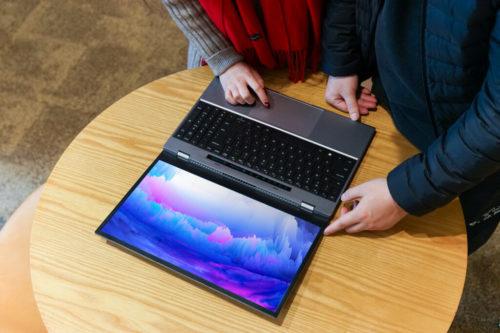DERE TBOOK T10, Intel 10 Gen notebook with Slim Bezels