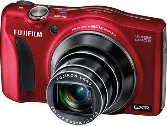 Fujifilm FinePix F800EXR Camera