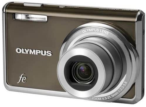 Olympus FE-5035 Camera