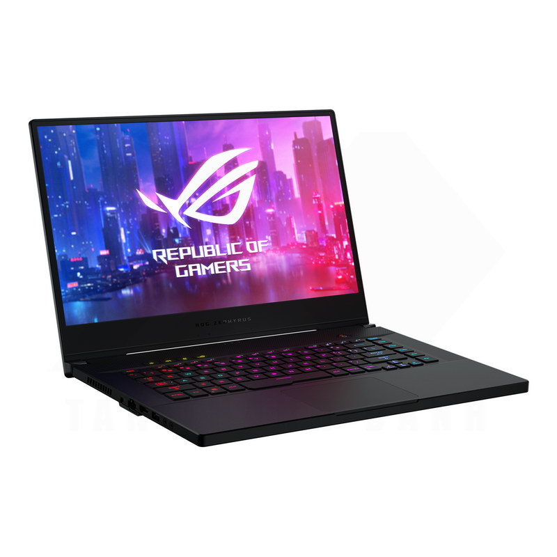 Asus ROG Zephyrus S15 Review