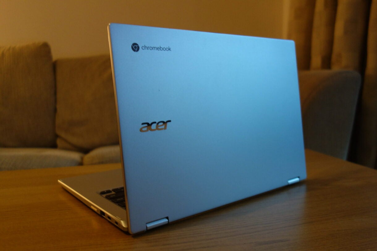 Hands on: Acer Chromebook Spin 514 (2021) Review