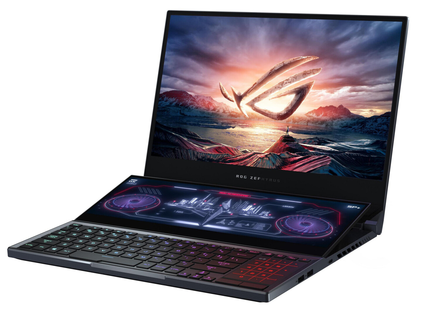 Asus ROG Zephyrus Duo GX551QS with Ryzen 9 5900H and RTX 3080 Mobile Geekbench listing confirms 6,144 CUDA cores and 16 GB VRAM, HP Omen 15 with RTX 3070 Mobile also spotted
